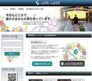 Love Index画像