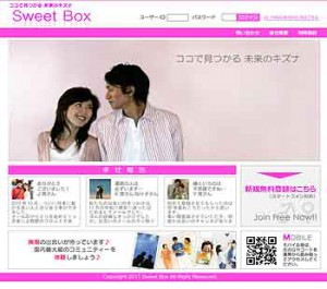 SWEET BOX画像