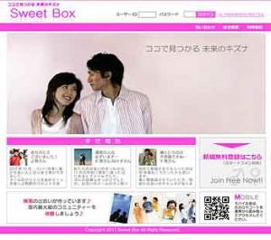 SWEET BOX画像